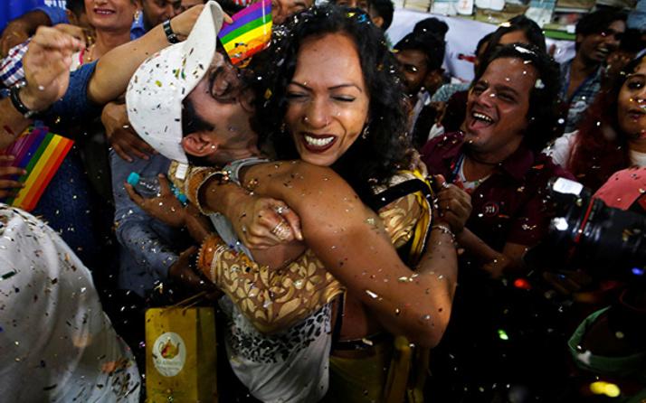 Eşcinsel ilişki o ülkede artık yasal!