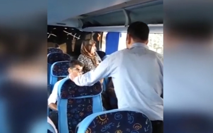 Yolcu otobüsü yolda kaldı! Yolculardan mazot parası istendi