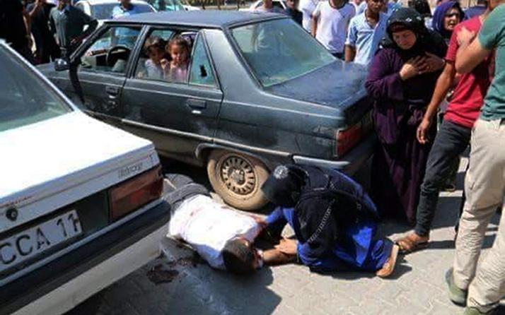 Husumetlisinin silahlı saldırısında öldü!