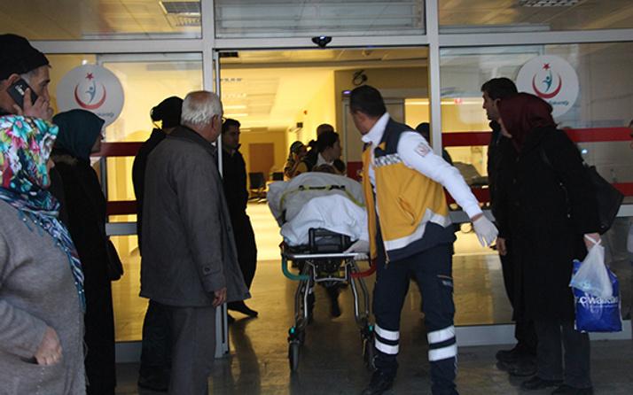 Burdur Bucak'ta fabrikada patlama: Yaralılar var!