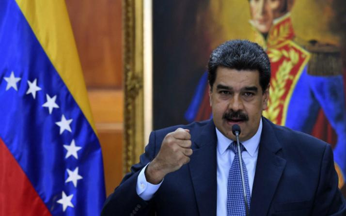 Maduro: 'ABD'nin halk düşmanı olduğu meşhurdur'