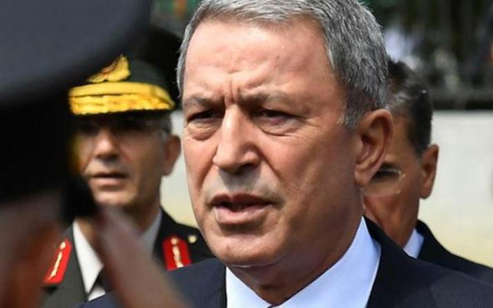 Bakan Hulusi Akar'dan önemli Suriye açıklaması
