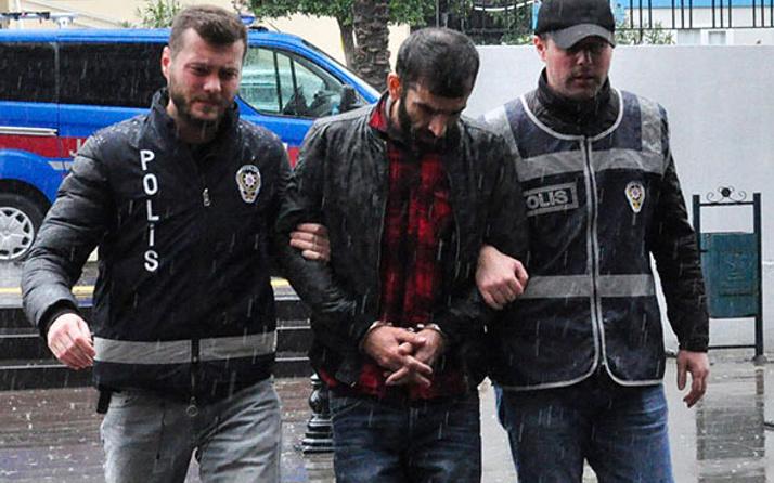 Ayakkabı izinden tespit edilen hırsız tutuklandı