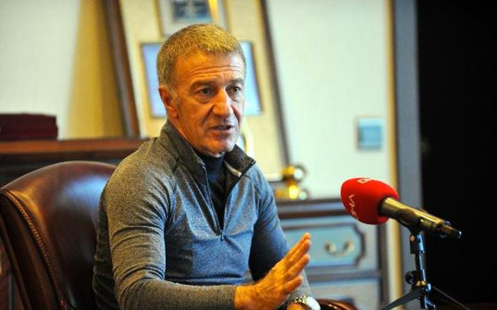 Ağaoğlu: Trabzonspor, Avrupa futbolunda marka olur