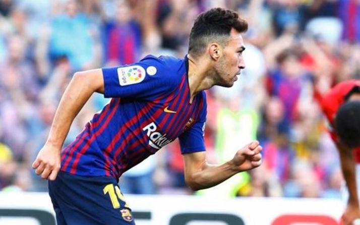 Sevilla, Munir'in transferi için Barcelona ile anlaştı