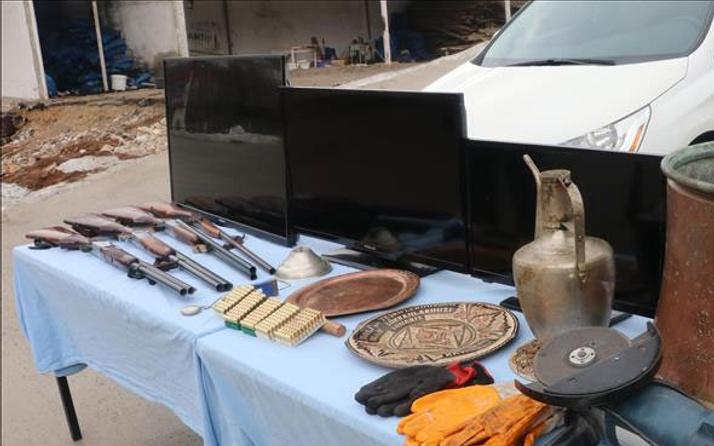 Bolu'da 3 günde 58 evden hırsızlık yaptılar