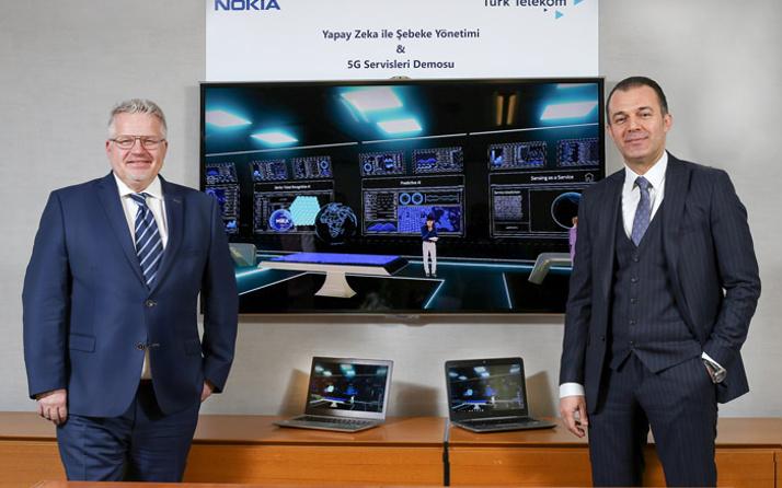 Türk Telekom 5G ile yapay zekayı birleştirdi Türkiye'de bir ilk oldu