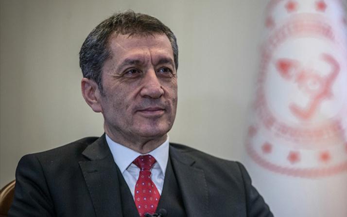 Milli Eğitim Bakanı Ziya Selçuk hiç unutamadığı karne anısını anlattı