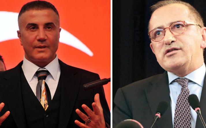 Fatih Altaylı'yı tehdit davasında mahkemeden Sedat Peker kararı