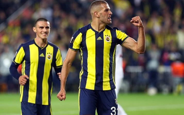Premier Lig'den Slimani'ye sürpriz talip
