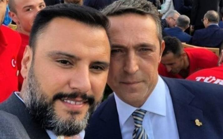 Alişan'dan Ali Koç'a sert tepki: Rezilsiniz rezil