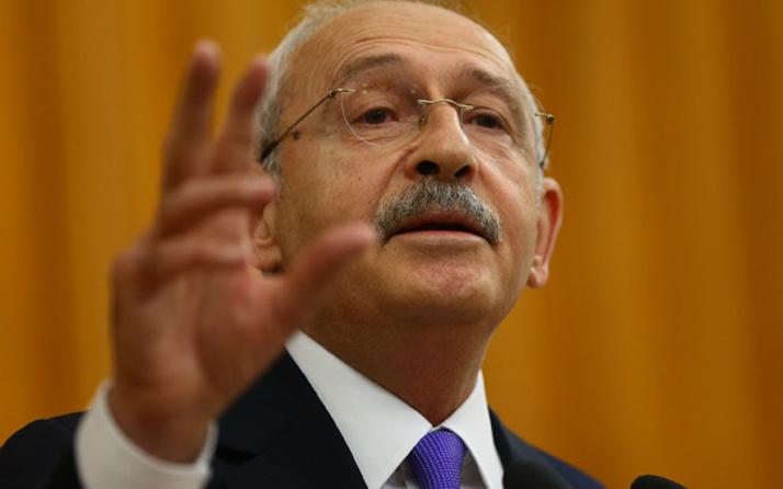 CHP'de PM'ye sunulan aday listesi belli oldu