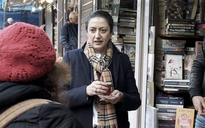 CHP Şişli adayı Fidan Aslan Eroğlu çekildi