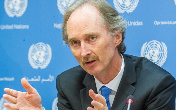Kritik isim Türkiye'ye geliyor BM Suriye Özel Temsilcisi Geir Pedersen