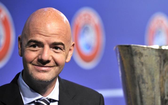 Infantino'dan 2022 FIFA Dünya Kupası açıklaması