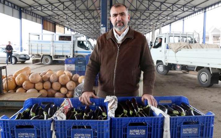 Marketlerin 'patlıcan' kararı sonrası fiyatlar ne oldu?