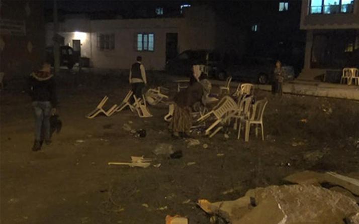 Bursa'da asker eğlencesi savaş alanına döndü