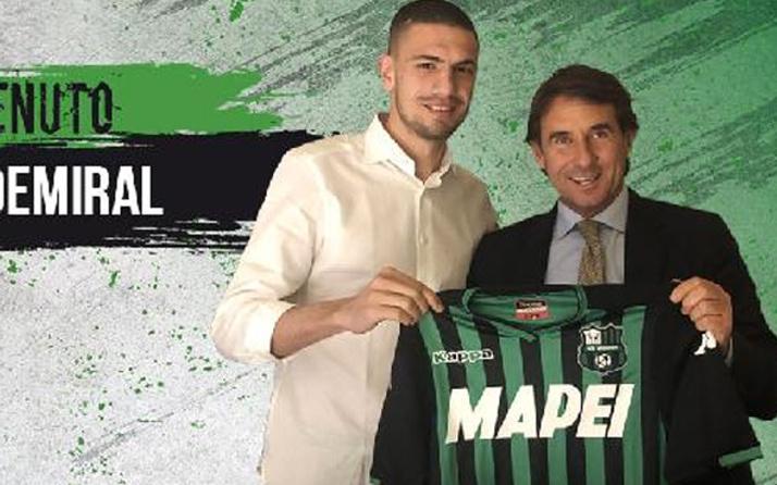 Sassuolo, Merih Demiral'ı kiraladı