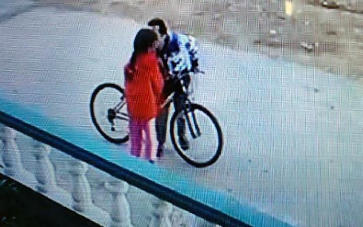 Bisikletli sapığın cezası belli oldu! Son sözü hayrete düşürdü