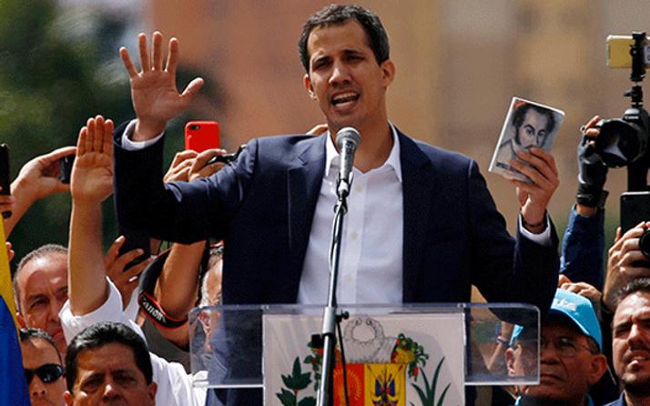 Avrupa Parlamentosu'ndan flaş Venezuela kararı!