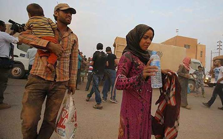 En az 29 bebek donarak hayatını kaybetti Suriye'den kahreden haber