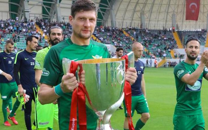 Seleznyov'un rotası La Liga