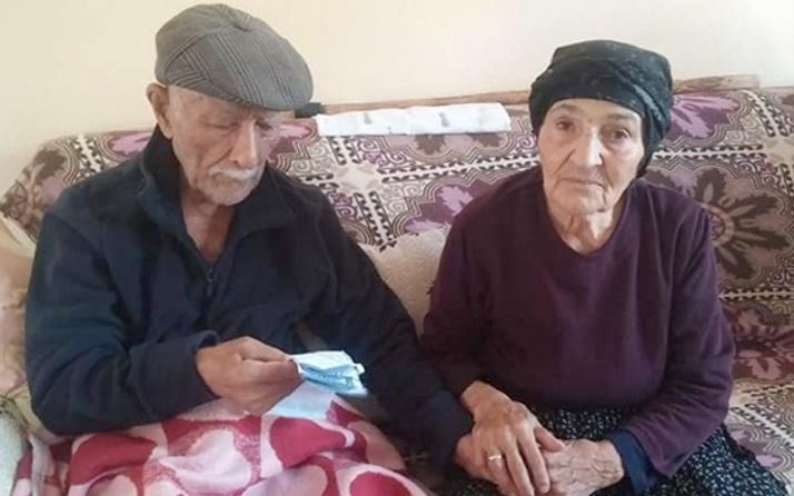 70 yıllık evli çifti ölüm bile ayıramadı