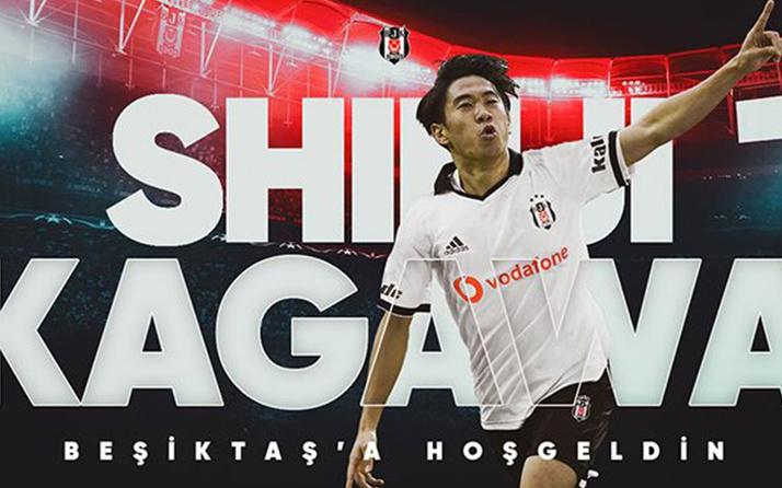 Kagawa'dan eski takımı Dortmund'a mesaj