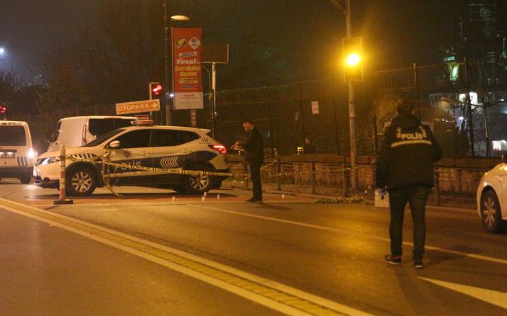 Beşiktaş'ta gece kulübünde silahlı kavga: 1 yaralı