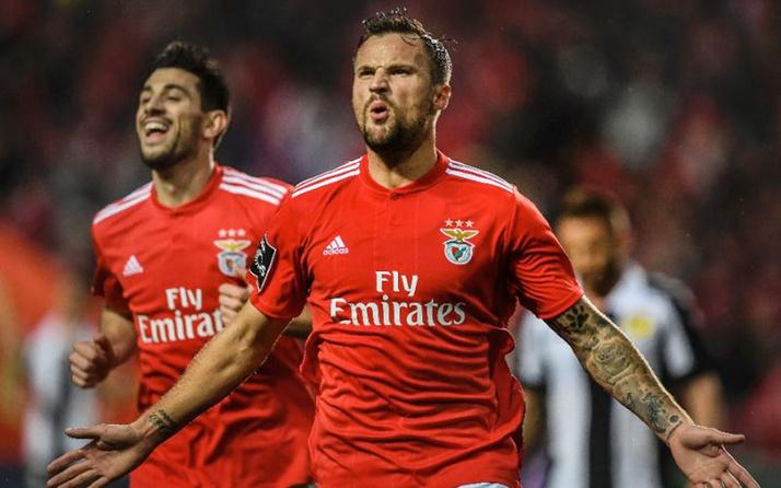 Galatasaray'ın rakibi Benfica 10 golle kazandı