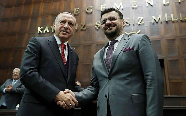 İYİ Parti'ye şok istifa eden Tamer Akkal AK Parti'ye geçti