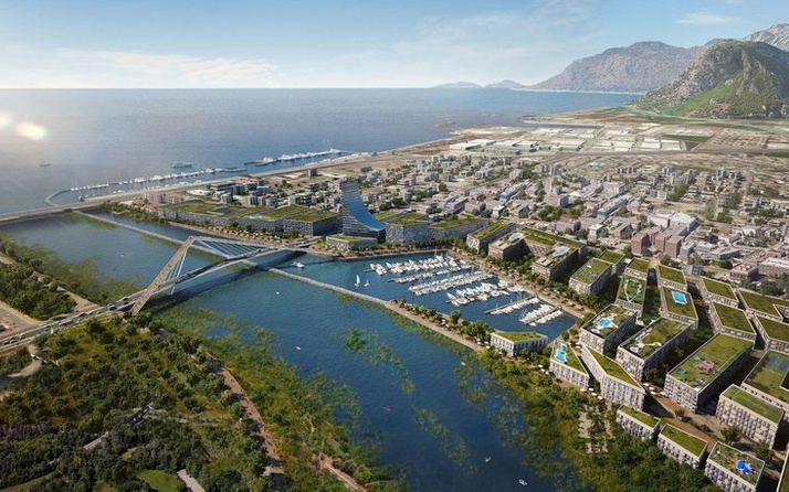 Kanal İstanbul'un etüt proje işleri tamamlandı