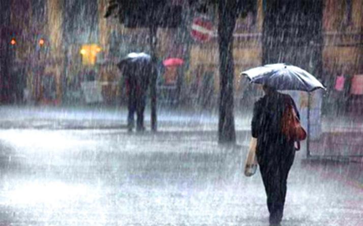 Meteoroloji'den Marmara bölgesi için yağış uyarısı