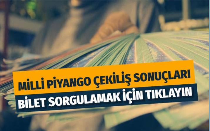 9 Şubat Milli Piyango sıralı tam listesi MPİ bilet sorgulama ekranı