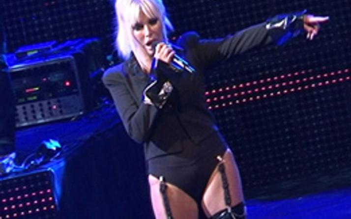 Bochum'da Ajda Pekkan konseri