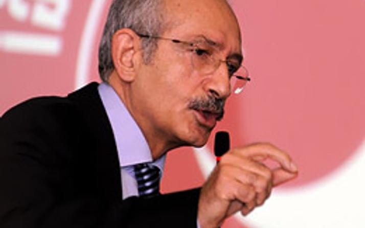 Kılıçdaroğlu Başbakan'ı neden ayıpladı!