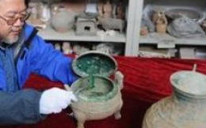 Çin'de 2400 yıllık çorba bulundu
