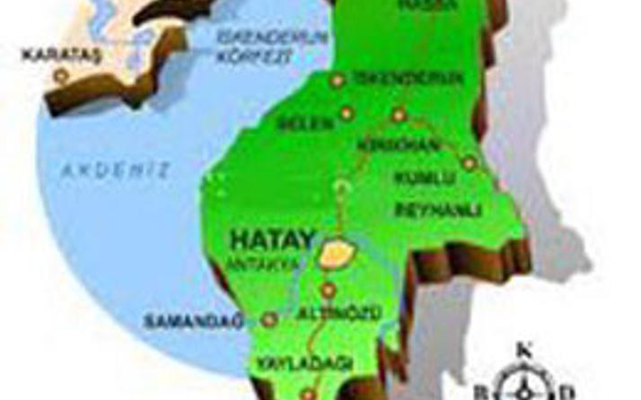 Avea Hatay'ı Suriye'ye mi bağladı?