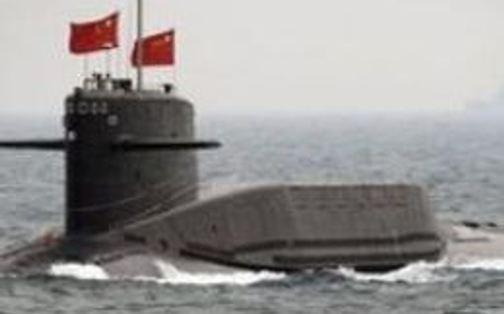 Çin, ABD'yle askeri rekabete dikkat çekti