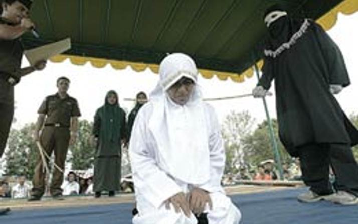 Zina suçuna İslami ceza faturası