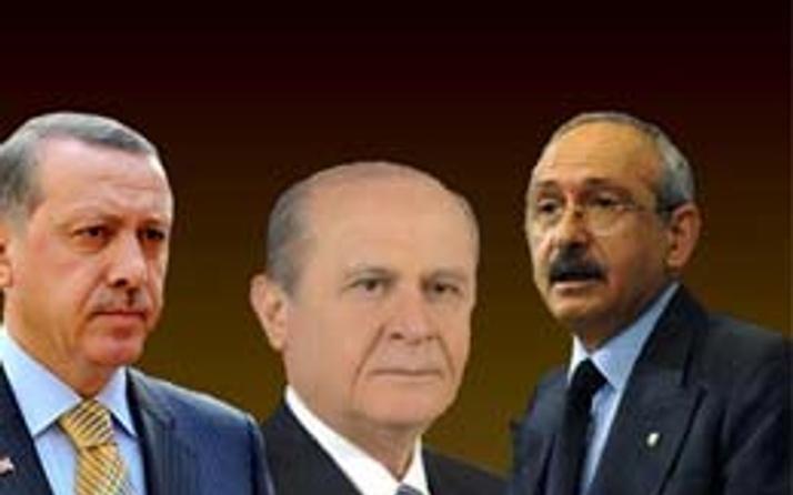 İşte üç liderin seçim karnesi