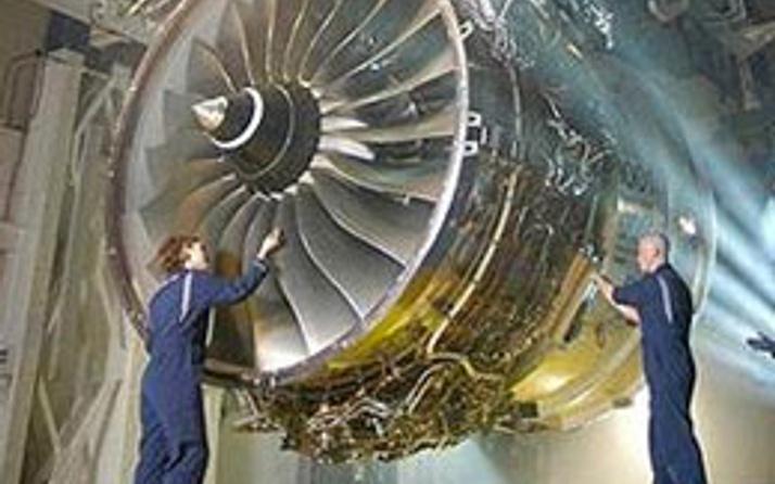 Uçak mühendisinin feci ölümü