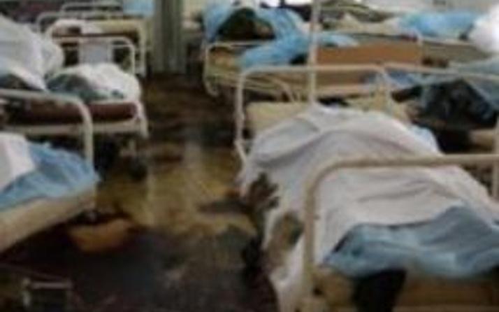 Trablus'ta yüzlerce terkedilmiş ceset bulundu