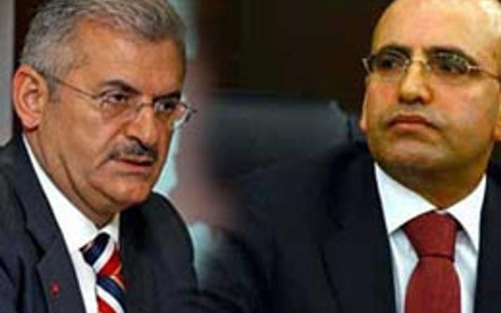 AK Partili iki bakan karşı karşıya!