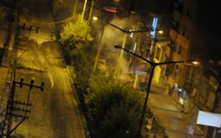 Yüksekova'da polise roketli saldırı