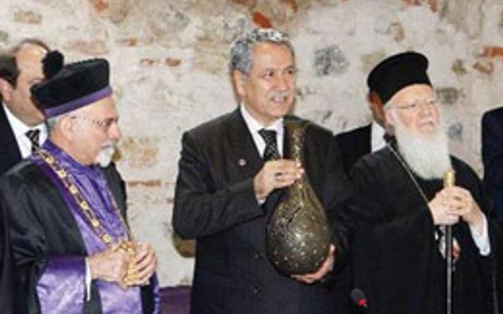 Hükümetten azınlıklara tarihi jest