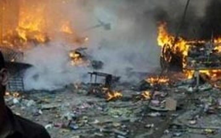 Pakistan'da intihar saldırısı düzenlendi