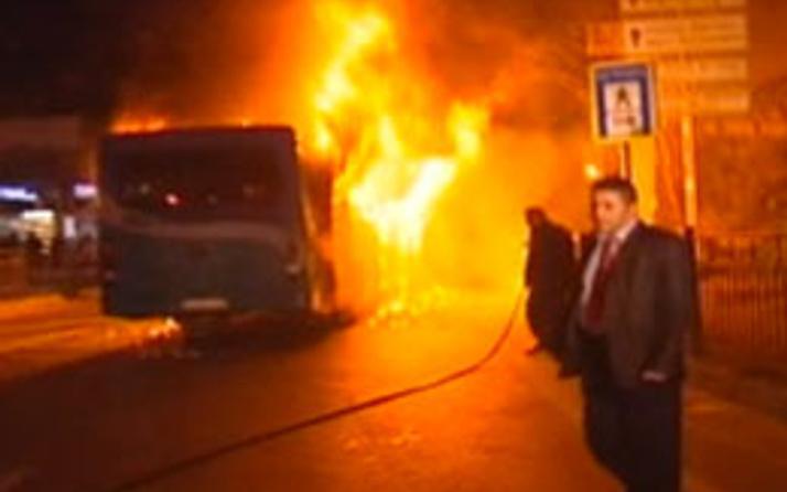 İstanbul'un göbeğinde terör estirdiler