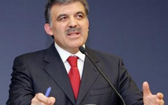 Gül'den siyasilere 'nahoş' uyarısı