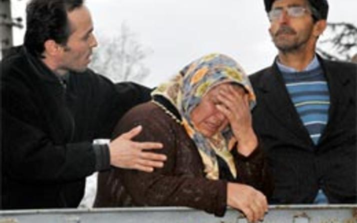 Çaycuma kayıp 15 kişiye ağlıyor